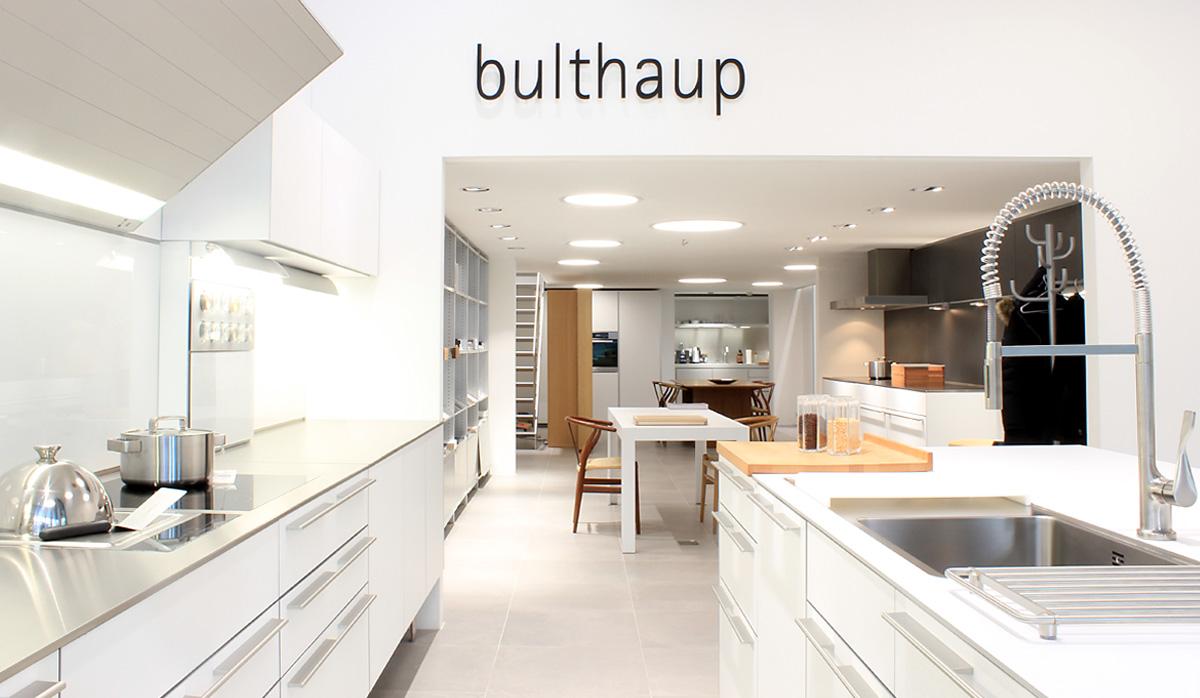 Contact bulthaup lausanne for Atelier cuisine lausanne