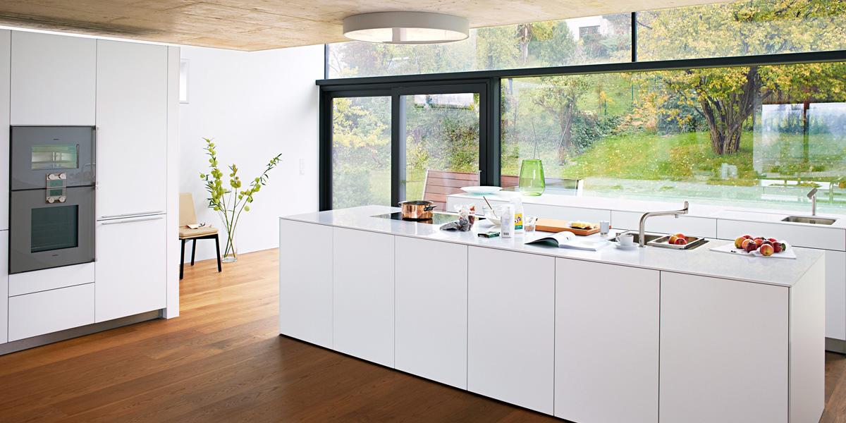 Bulthaup lausanne cuisines et espaces de vie - Cuisine bulthaup ...