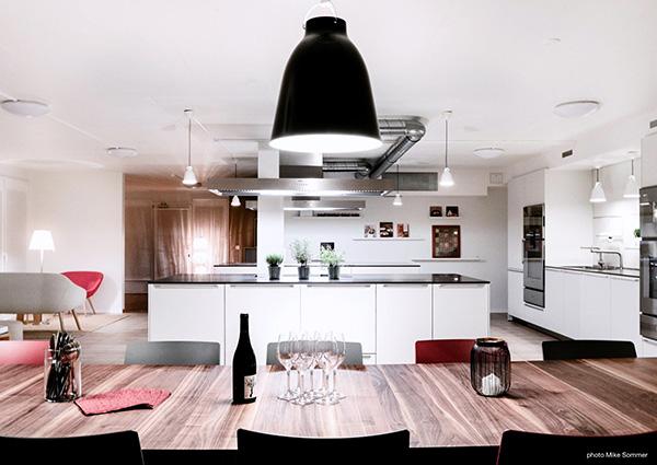 Ateliers culinaires bulthaup lausanne for Atelier cuisine lausanne