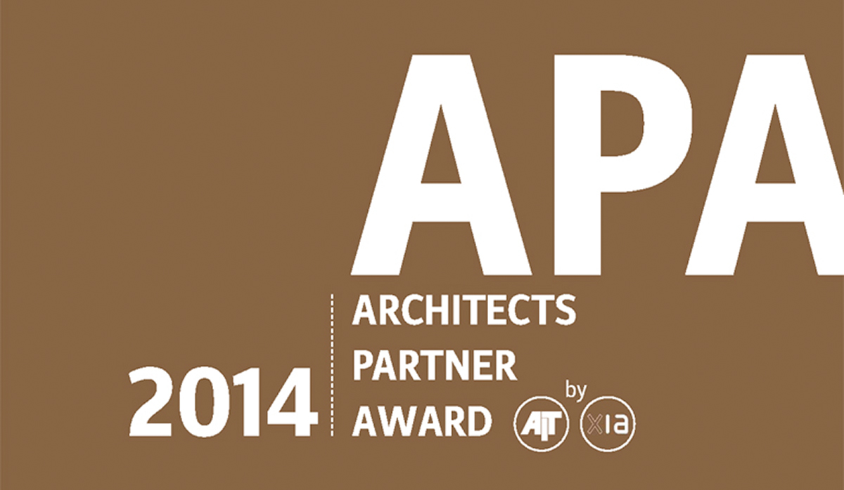 architects partner award